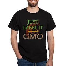 GMO - Label It T-Shirt