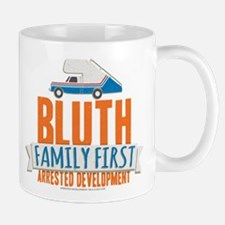 Arrested Development Family First Mug