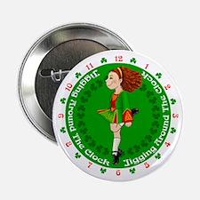 "Irish Dancing 2.25"" Button"