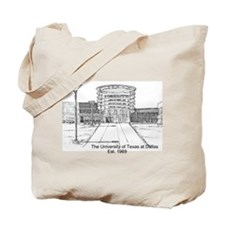 UT Dallas est. 1969 Tote Bag