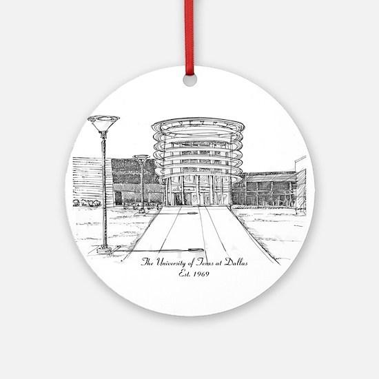 UT Dallas est. 1969 Ornament (Round)