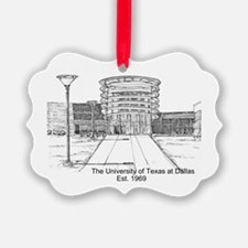 UT Dallas est. 1969 Ornament