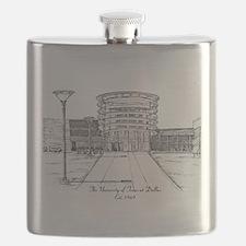 UT Dallas est. 1969 Flask