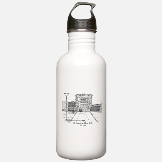 UT Dallas est. 1969 Water Bottle