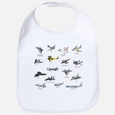 Planes and Jets Bib