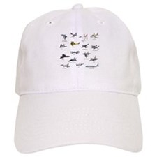 Planes and Jets Baseball Baseball Cap