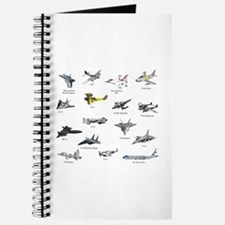Planes and Jets Journal