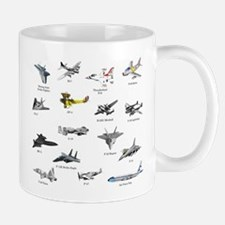Planes and Jets Mugs