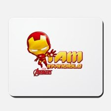 Chibi Invincible Iron Man Mousepad