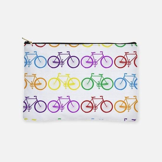 Rack O' Bicycles Makeup Bag