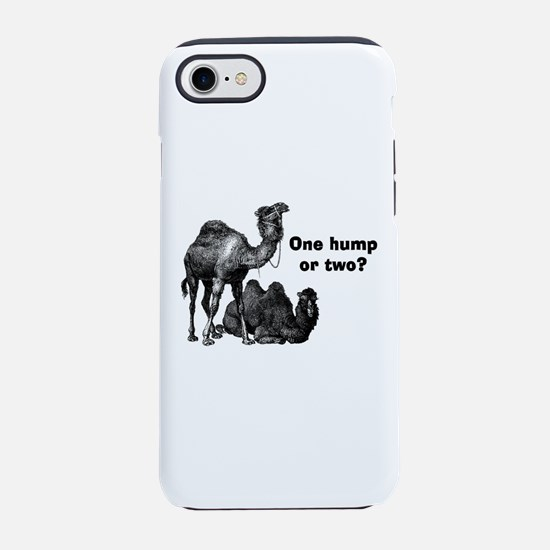 Funny Camels iPhone 8/7 Tough Case