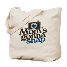 Funny Snapping Tote Bag