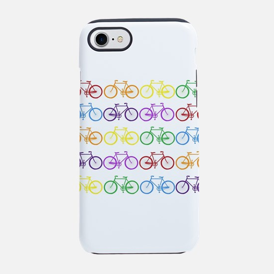 Rack O' Bicycles iPhone 8/7 Tough Case