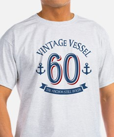 Nautical 60th Birthday T-Shirt