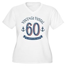 Nautical 60th Bir T-Shirt