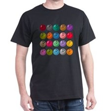 Bowling Ball Lot T-Shirt