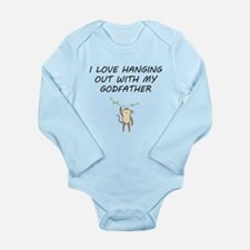 I Love Hanging Out With My Godfather Body Suit
