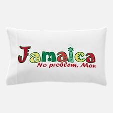 Jamaica No Problem Pillow Case