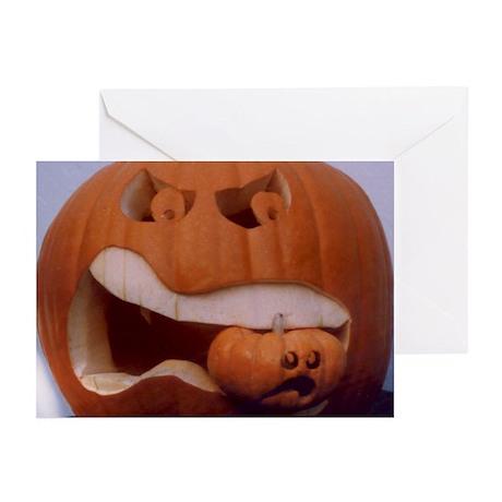 Pumpkin Greeting Cards (Pk of 10)