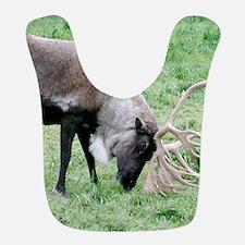 Caribou with Large Antlers Bib