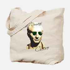 COOL ROMANS, CICERO Tote Bag