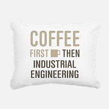 Industrial Engineering Rectangular Canvas Pillow