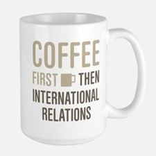 International Relations Mugs