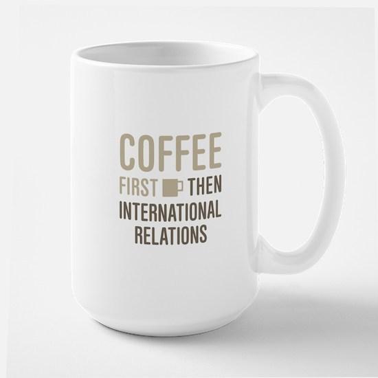 International Relations Mugs