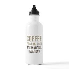 International Relation Water Bottle