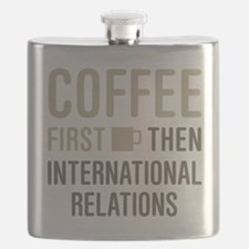 International Relations Flask