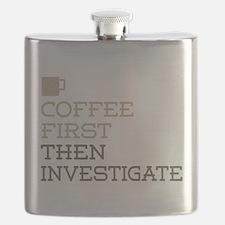 Coffee Then Investigate Flask