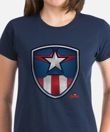 Cap Shield Tee