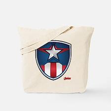 Cap Shield Tote Bag