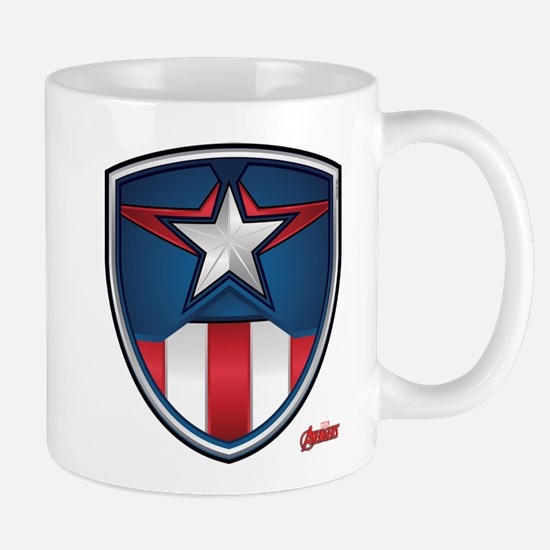 Cap Shield Mug