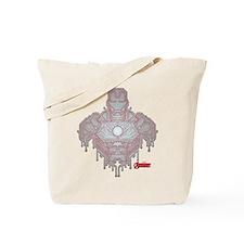 Iron Man Circuit Tote Bag
