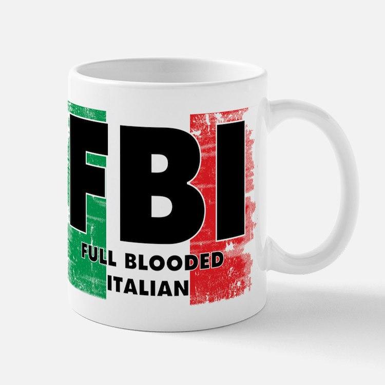 FBI Mug