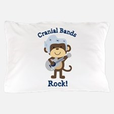 Cranial Bands Rock Pillow Case