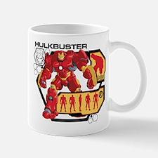 Hulkbuster Chart Mug