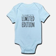 I am not perfect but I am limited editio Body Suit