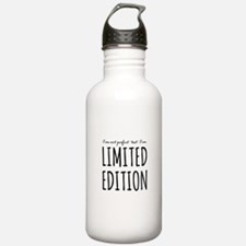 I am not perfect but I Water Bottle