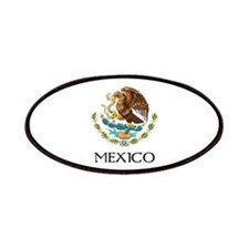 Coat Of Arms Of Mexico Patch