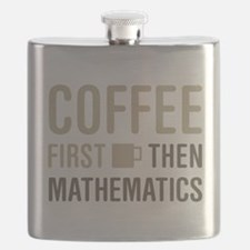 Coffee Then Mathematics Flask