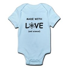 Made With Love (and Science) Body Suit