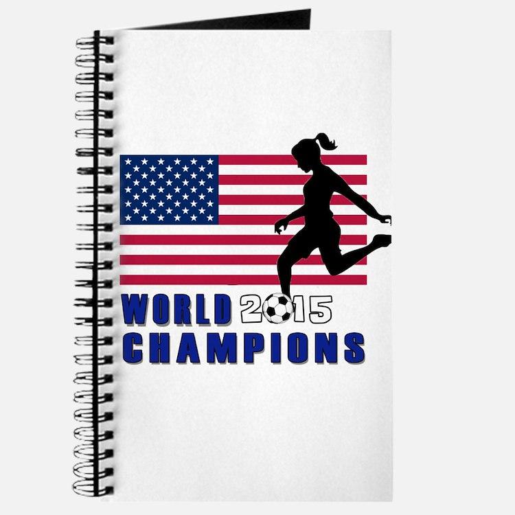 Women's Soccer Champions Journal