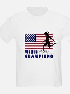 Women's Soccer Champions T-Shirt