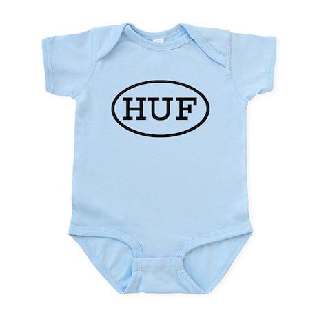 HUF Oval Infant Bodysuit