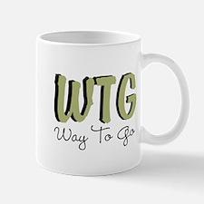 Way To Go Mugs