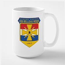 USS Belleau Wood LHA-3 Mugs