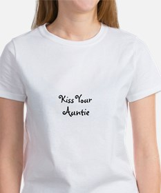 Kiss Your Auntie Tee