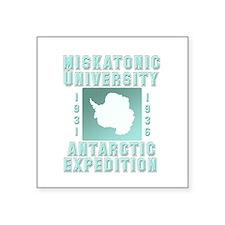 Miskatonic Antarctic Expedition Sticker
